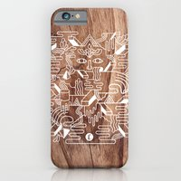 iPhone & iPod Case featuring Fever Dreams by Chase Kunz