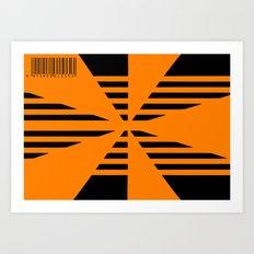 Violation Art Print