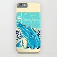 iPhone & iPod Case featuring Aquatic problem by SANT2
