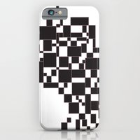 iPhone & iPod Case featuring Building Blocks by Carley Lee
