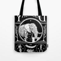 Doomsday Tote Bag
