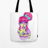 Z-Cutie Tote Bag