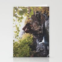 The Crystal Mill Stationery Cards