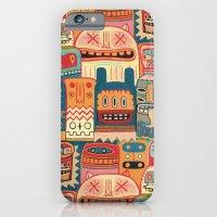 Instant drôlatique-8h37  iPhone 6 Slim Case