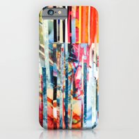 iPhone & iPod Case featuring STRIPES 12 by Brandon Neher