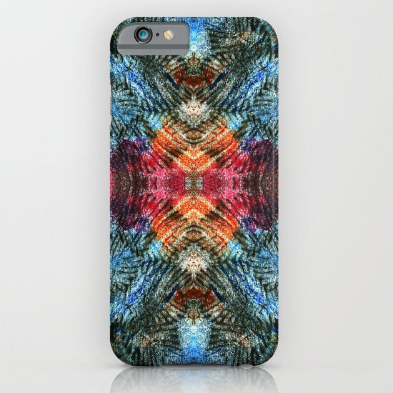 Oil Pastel Pattern iPhone & iPod Case