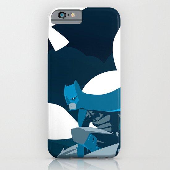 Knight Over Gotham iPhone & iPod Case