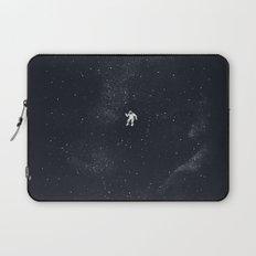 Gravity - Dark Blue Laptop Sleeve