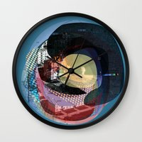The Abstract Dream 16 Wall Clock