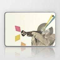 Blue Note Laptop & iPad Skin
