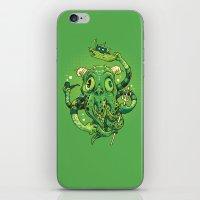 Sir Charles Cthulhu iPhone & iPod Skin