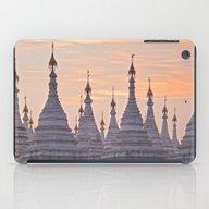 Sandamani Pagoda, Mandal… iPad Case