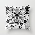 Costok 1 Throw Pillow