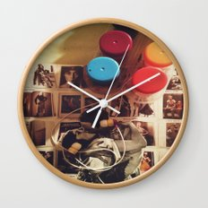 could it be true? Wall Clock