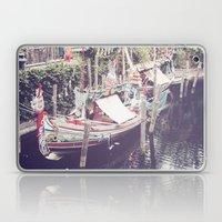 Slow Boat Laptop & iPad Skin