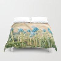 Forest of Blue Duvet Cover