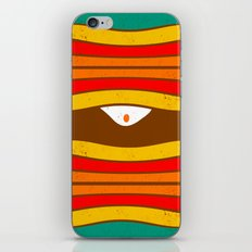 Eye Wave iPhone & iPod Skin