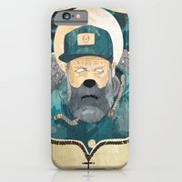 iPhone & iPod Case featuring Modern day Pirate. by Rachel Alderson