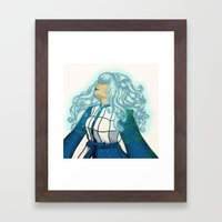 I Wanted To See The Universe Framed Art Print