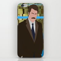 The Swanson iPhone & iPod Skin