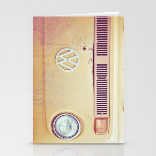 vw Stationery Card