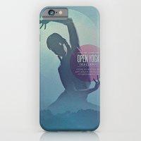 Open Yoga Gallery iPhone 6 Slim Case