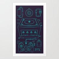 GC Art Print