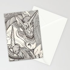 Inner princess Stationery Cards