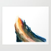 Landmark #9: Yetensla Art Print