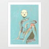 Color Fun 03 Art Print
