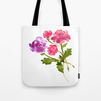 Floral No. 1 Tote Bag