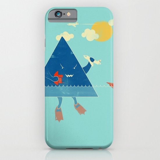 Bermuda Triangle iPhone & iPod Case