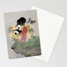 skull kids Stationery Cards