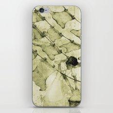 Salt of the earth iPhone & iPod Skin