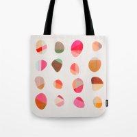 Painted Pebbles 5 Tote Bag