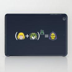 He-Math iPad Case