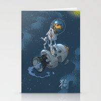Astro Zodiac Force 11:  … Stationery Cards
