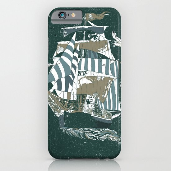 Sail to The Moon iPhone & iPod Case