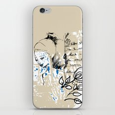 Letter iPhone & iPod Skin