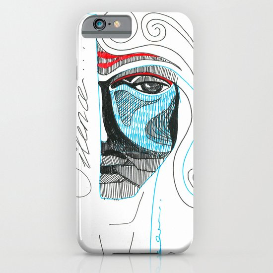 SILENCE iPhone & iPod Case
