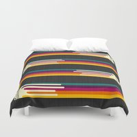 Color Me Happy Duvet Cover