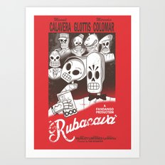 Rubacava Art Print