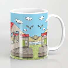 Skewed by Debbie Porter - Designs of an Eclectique Heart Mug