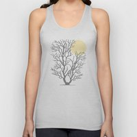 Is It Night Or Day? Unisex Tank Top