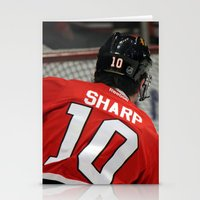 Patrick Sharp | Chicago … Stationery Cards