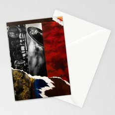 Music Triptych: Saxophone Stationery Cards