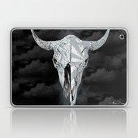 Bull Skull Laptop & iPad Skin