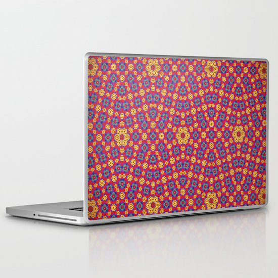Country Festival Pattern Laptop & iPad Skin