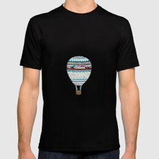 Candy Balloon SMALL Black Mens Fitted Tee
