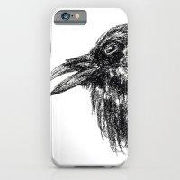 Common Raven iPhone 6 Slim Case